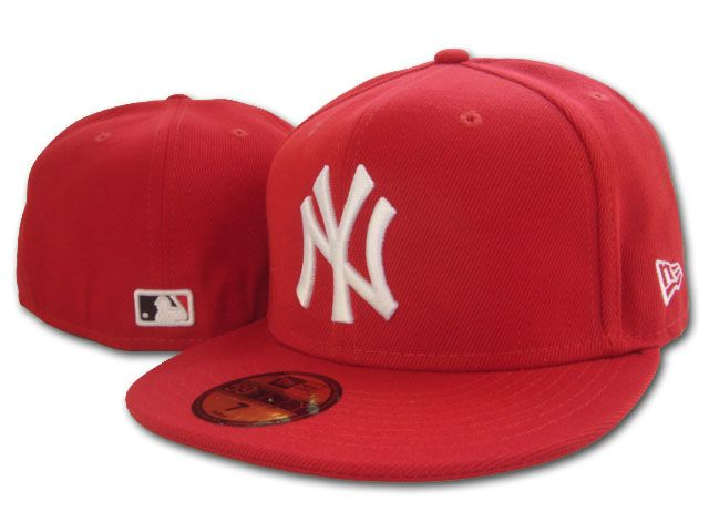 New York Yankees MLB Fitted Hat SF02